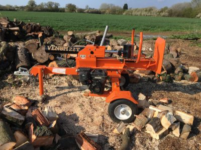 Firewood & log splitting